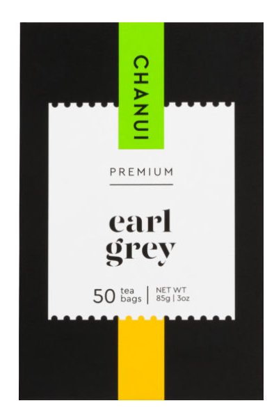 Chianui Earl Grey Tea Bags
