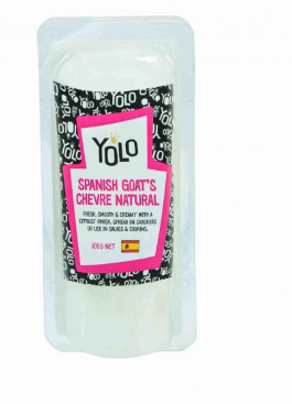 Yolo goat cheese review