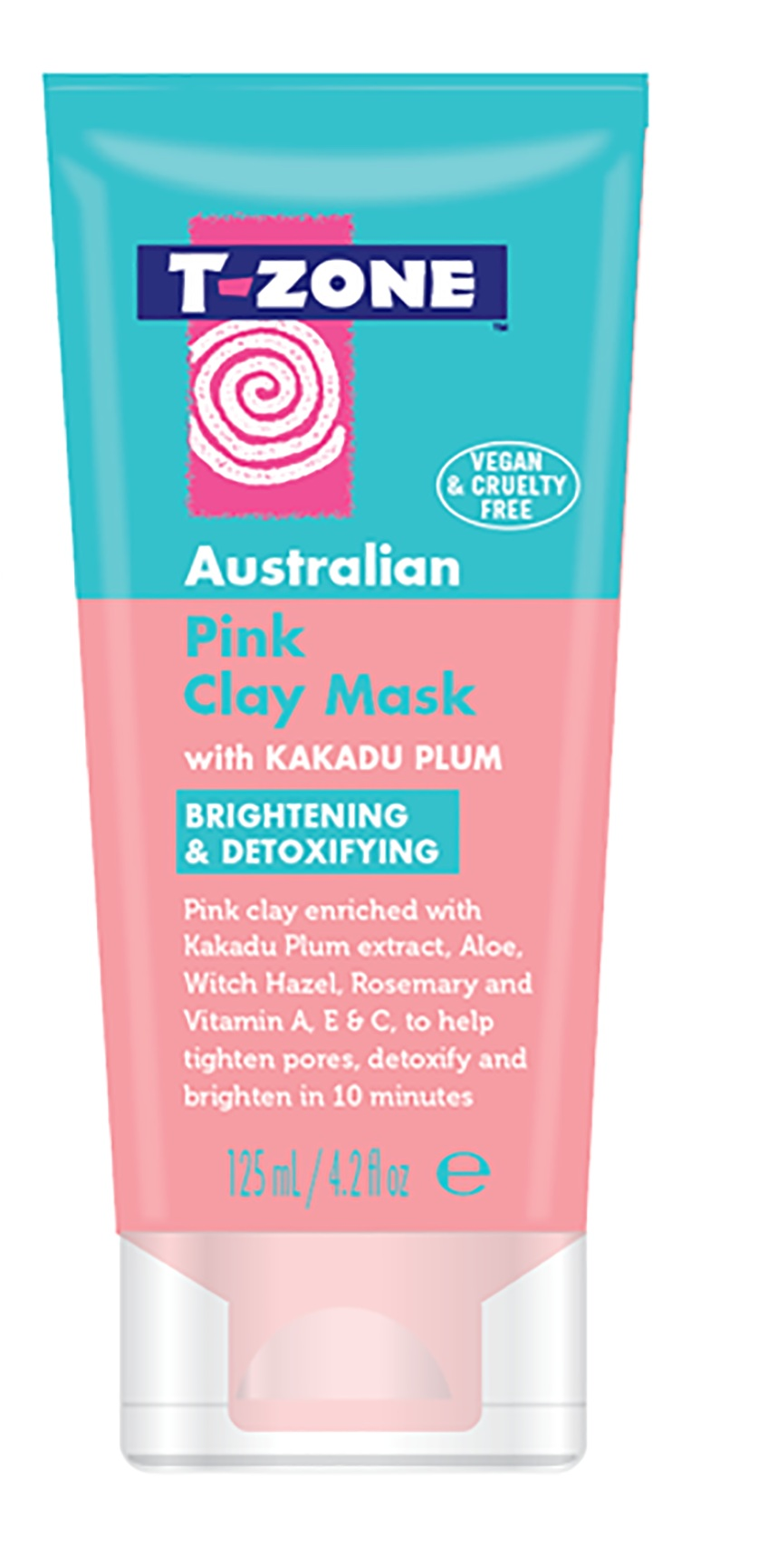 T-zone Australian Pink Clay Mask.png