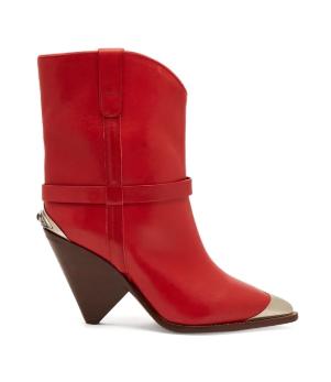 Isabel Marant Lambsey boots