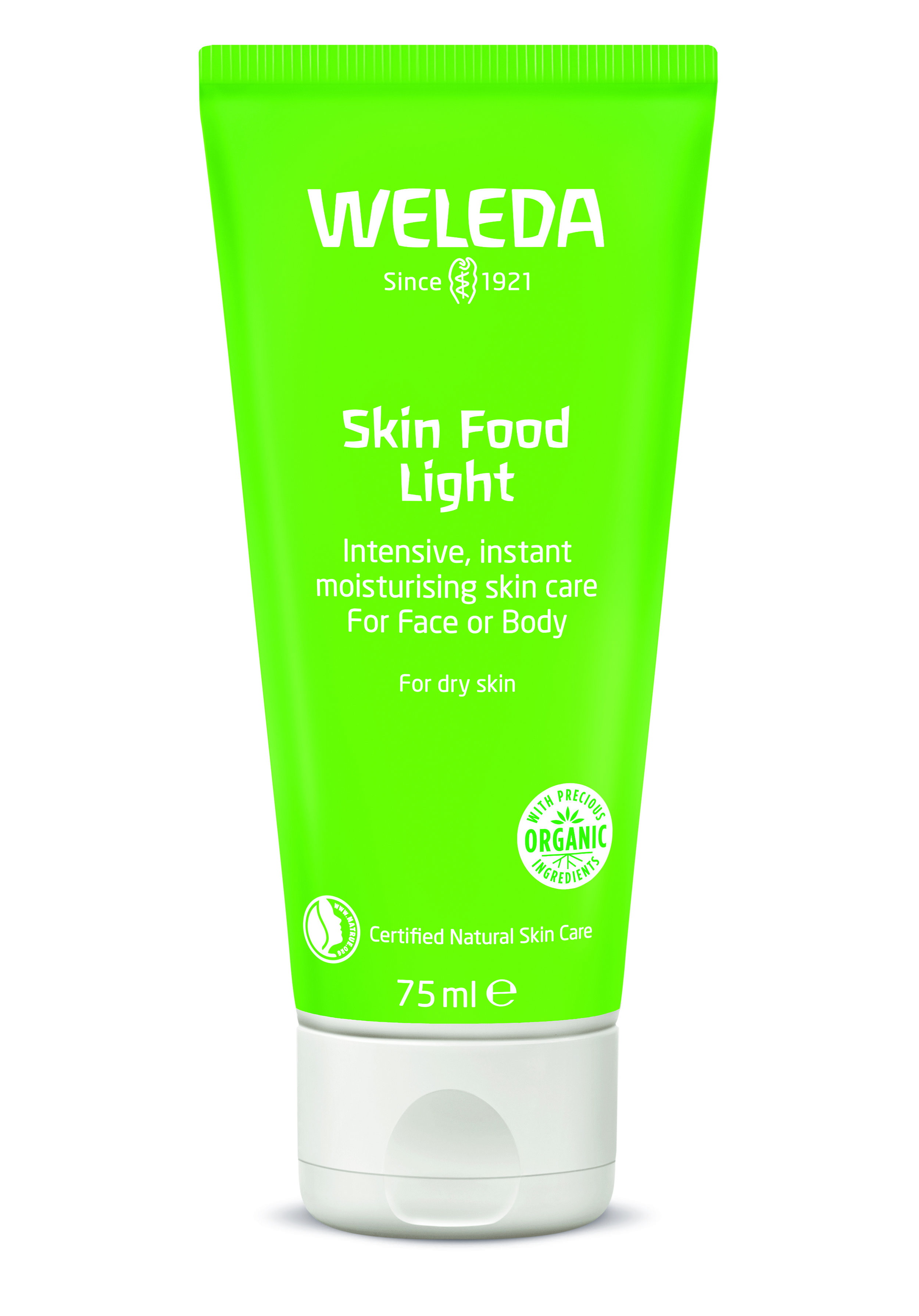 Weleda's new Skin Food Light