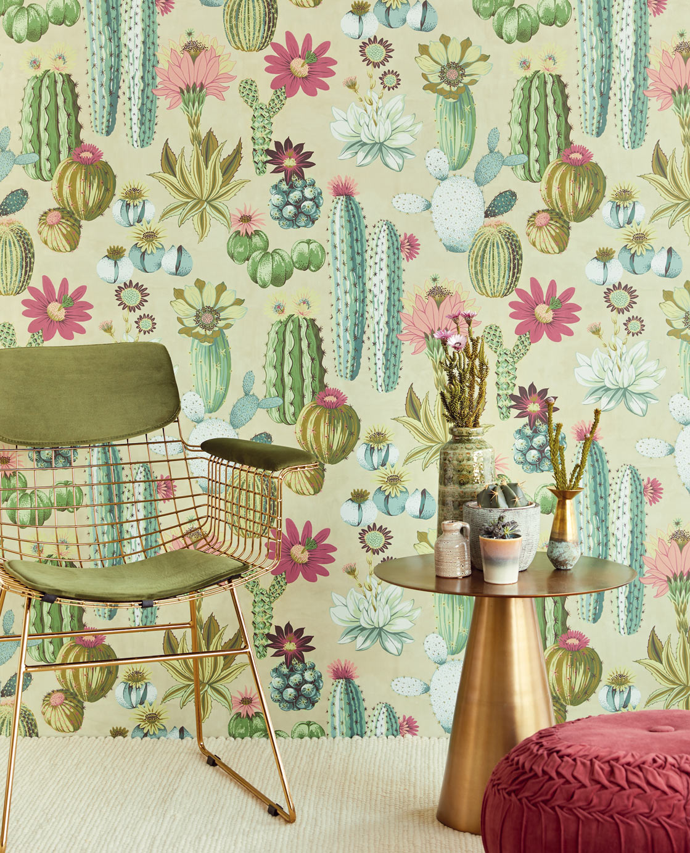 Resene green 384605 wallpaper from  Resene ColorShops.