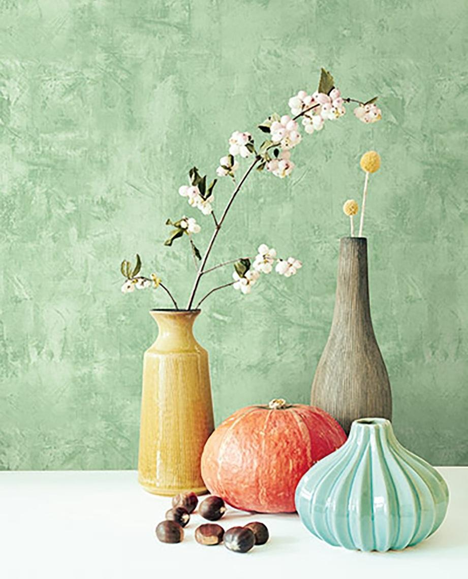 Resene green 2B-FI72104 wallpaper from  Resene ColorShops.