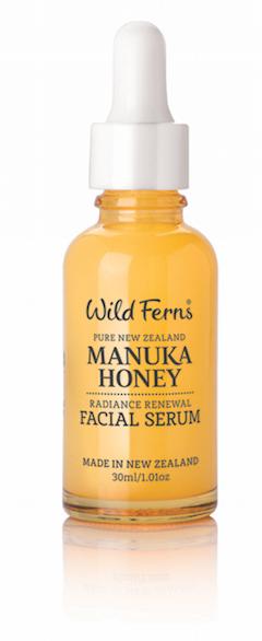 Wild Ferns Manuka Honey Facial Serum