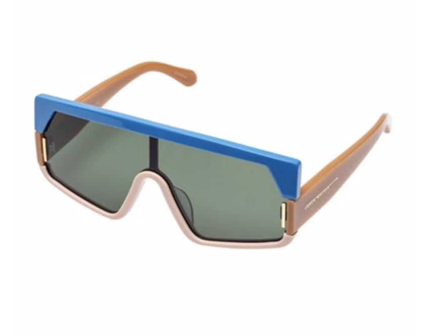 Karen Walker blue sunglasses