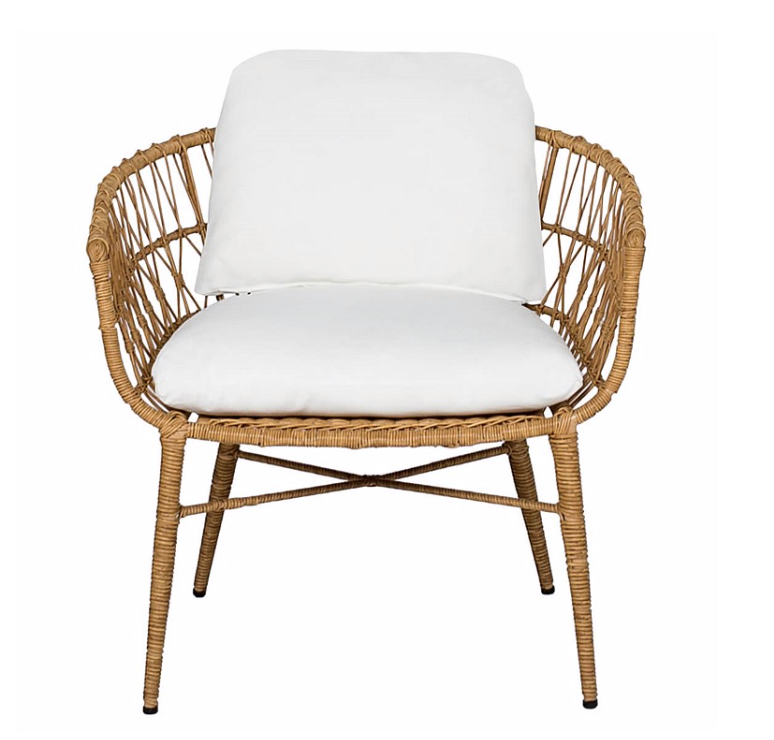 Freedom Furniture cane chair