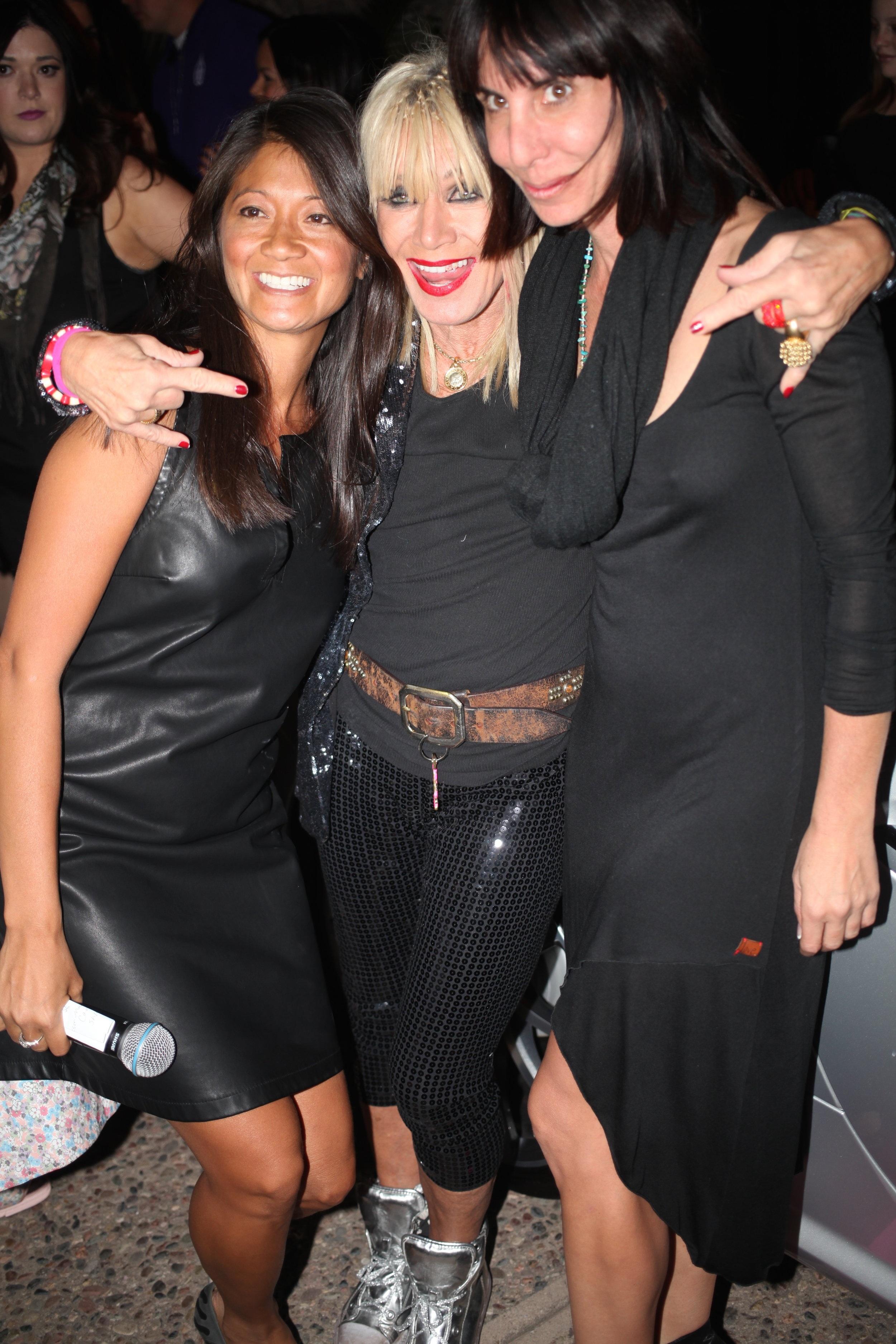 Tucson Fashion Week 2012 - American Designer Betsey Johnson