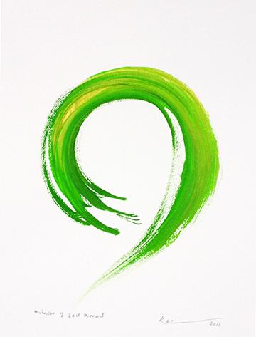 B33. Miracles Green