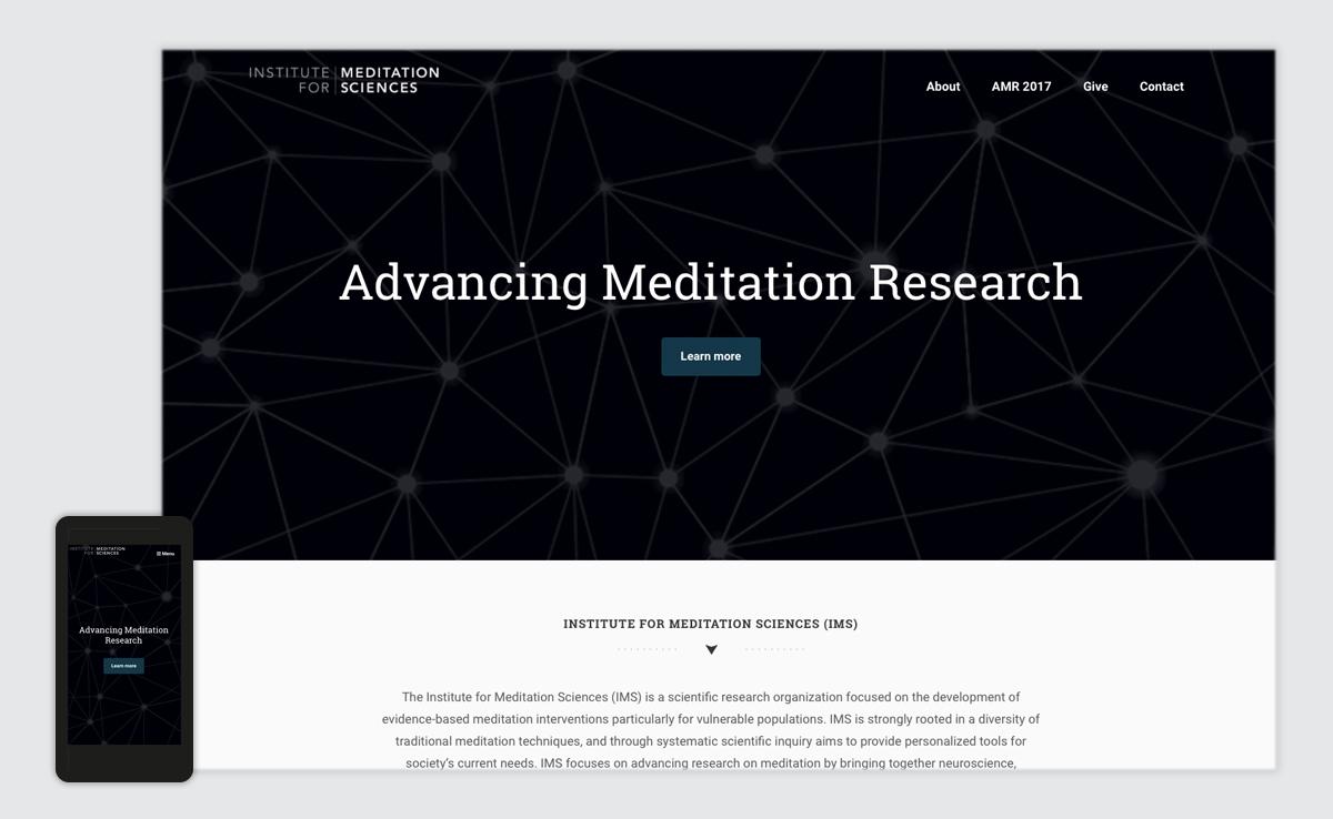Institute for Meditation Sciences