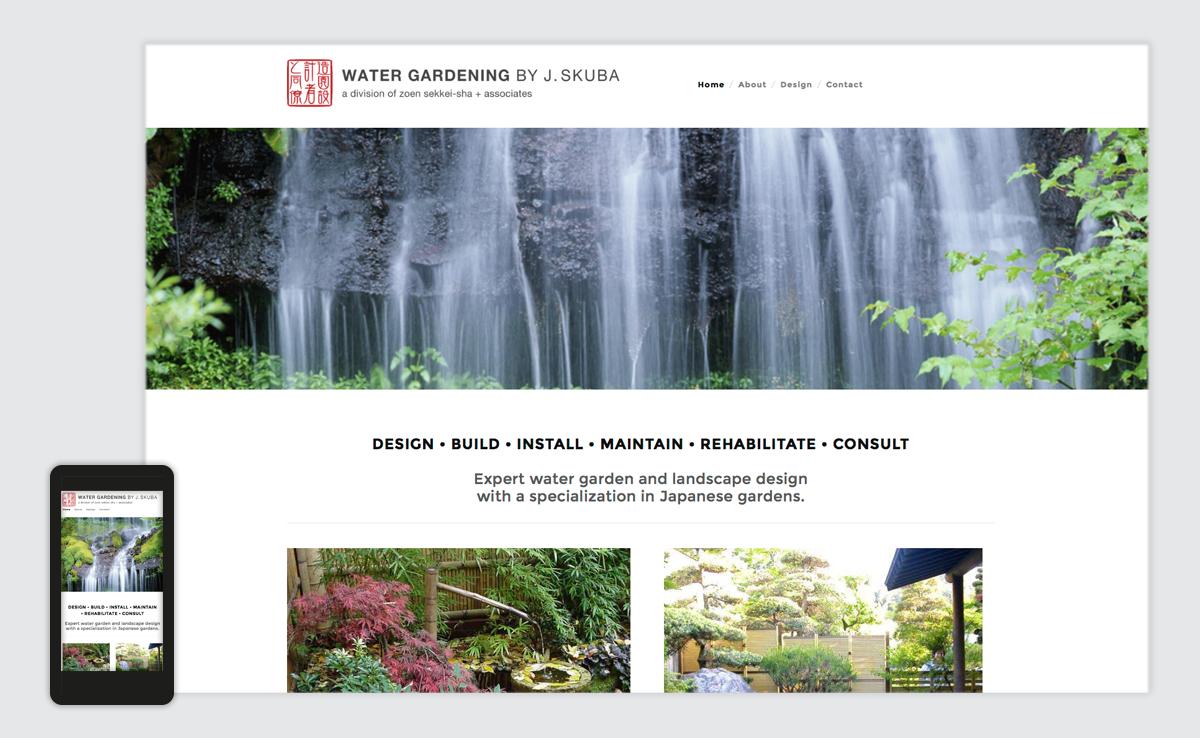 Water Gardening by J. Skuba