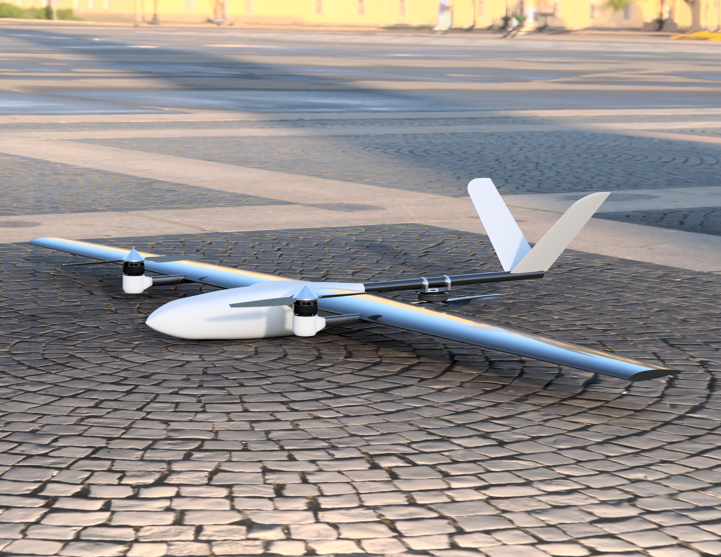 TILTRA transformational VTOL for long endurance missions.