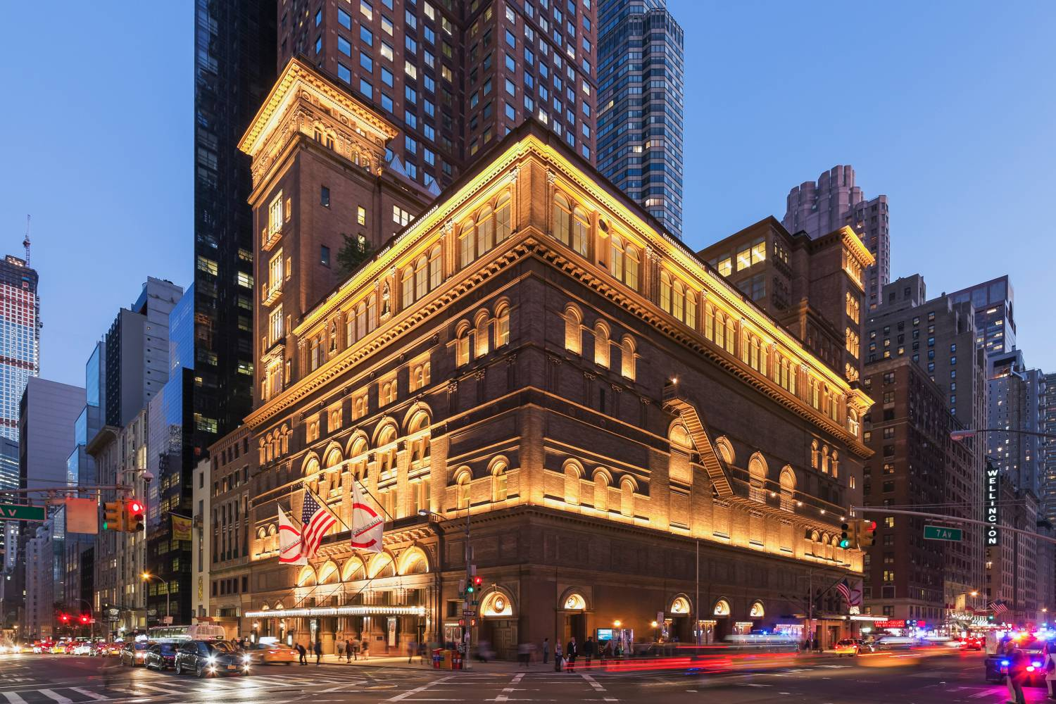Karwendel Artists @ Carnegie Hall! - Our 2017 Karwendel Artists will perform at the internationally renowned CARNEGIE HALL in New York!