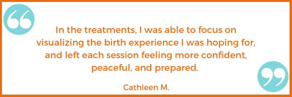 pregnancy labor testimonial Cathleen M. Shawna Seth, L.Ac. acupuncture San Francisco