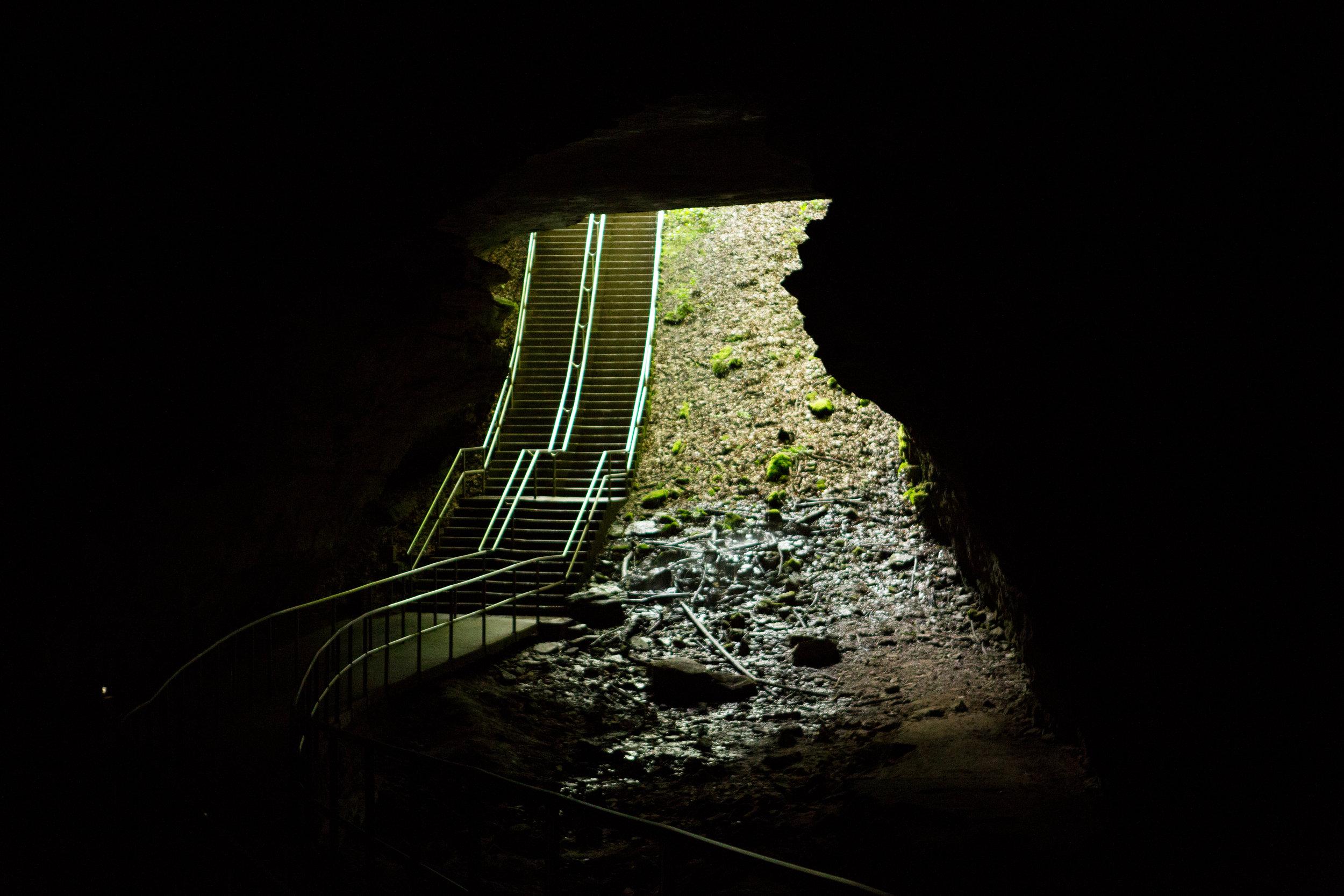 Mammoth Cave National Park Kentucky