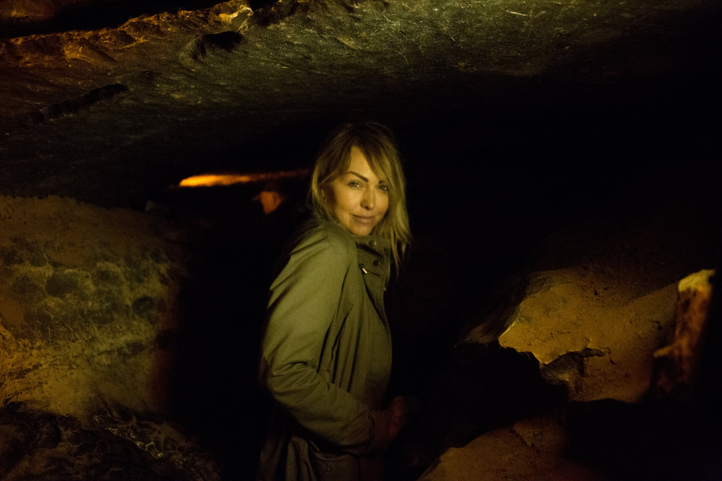 Mammoth Cave Kentucky Leticia Cline shot by Preston Burroughs