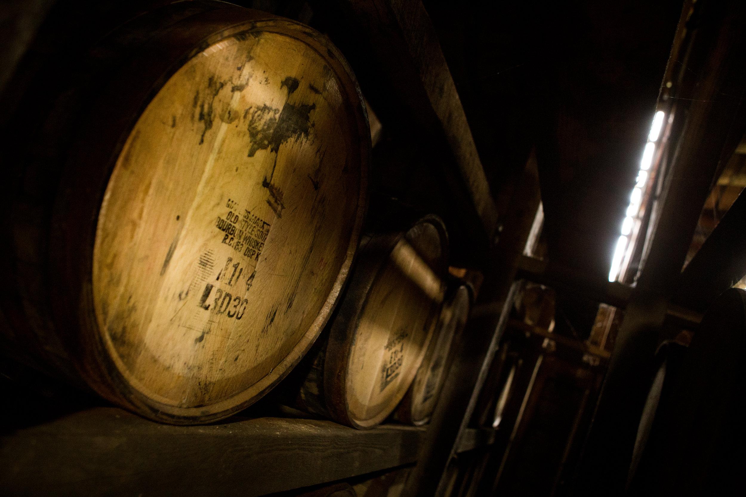 Makers Mark Distillery Leticia Cline shot by Preston Burroughs