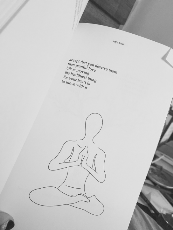 from  milk & honey  by rupi kaur