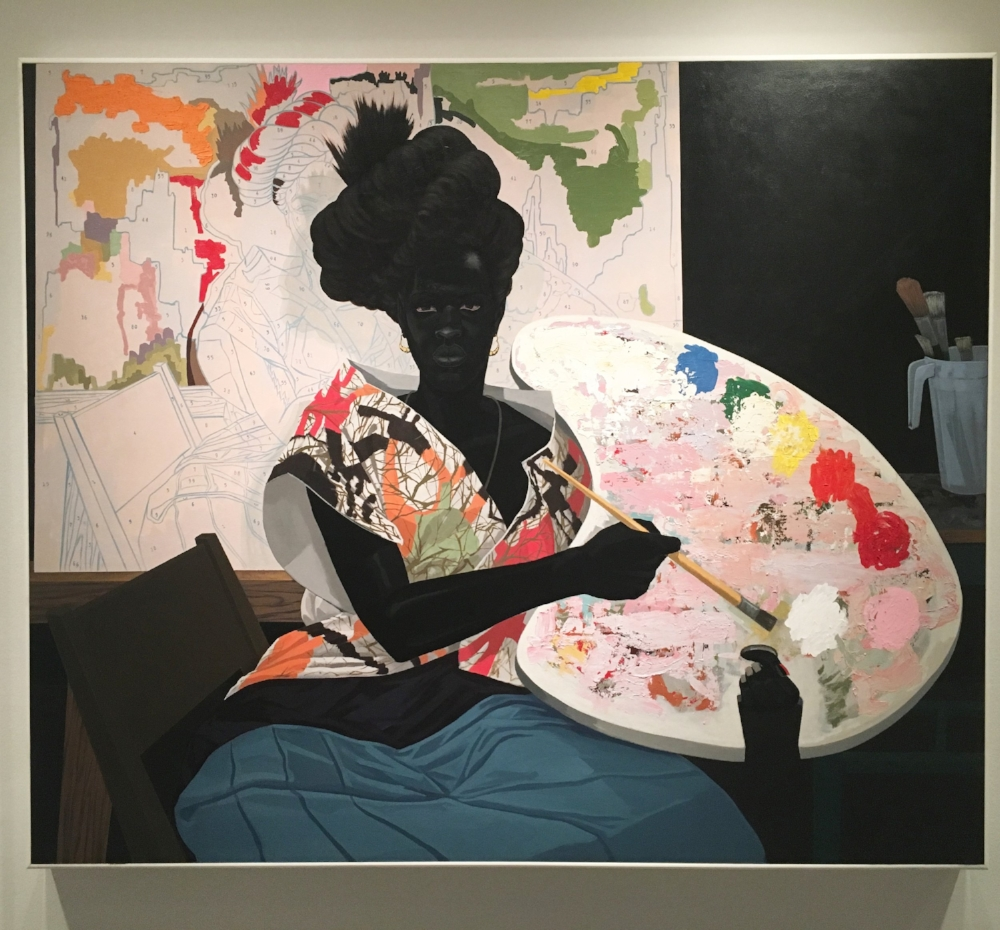 Untitled. 2009. Kerry James Marshall.