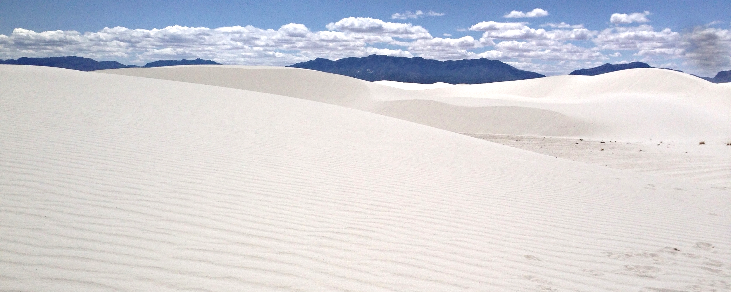 White Sands National Monument (Karie Luidens)