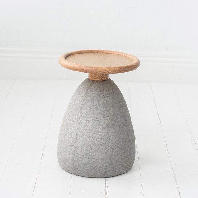 The little story behind our side table. Inspired by the landscape of the region of Kansai, the Nara side table  has been designed to create peaceful and nature-inspired interiors. Its generous curves and tactile materials give a soft escape from today's busy and stressful lifestyles. Mindfully crafted in Melbourne by amazing woodworkers and upholstery masters, this object is a love declaration to slow, mindful, and local design. Because we care. ✨ We wish you a peaceful day ✨ . #mindfuldesign #slowdesign #madeinmelbourne #furnituredesign #ecodesign #sidetable #woodworking #woodturning #upholstery #melbournedesign #frenchdesigner #nara #kansai #localdesign #locallymade #originaldesign #authenticdesign #timber #kvadrat  #mobilier #interiordesign #peacefulinteriors #yogastudiodesign #frenchdesigner #ateliercayelle