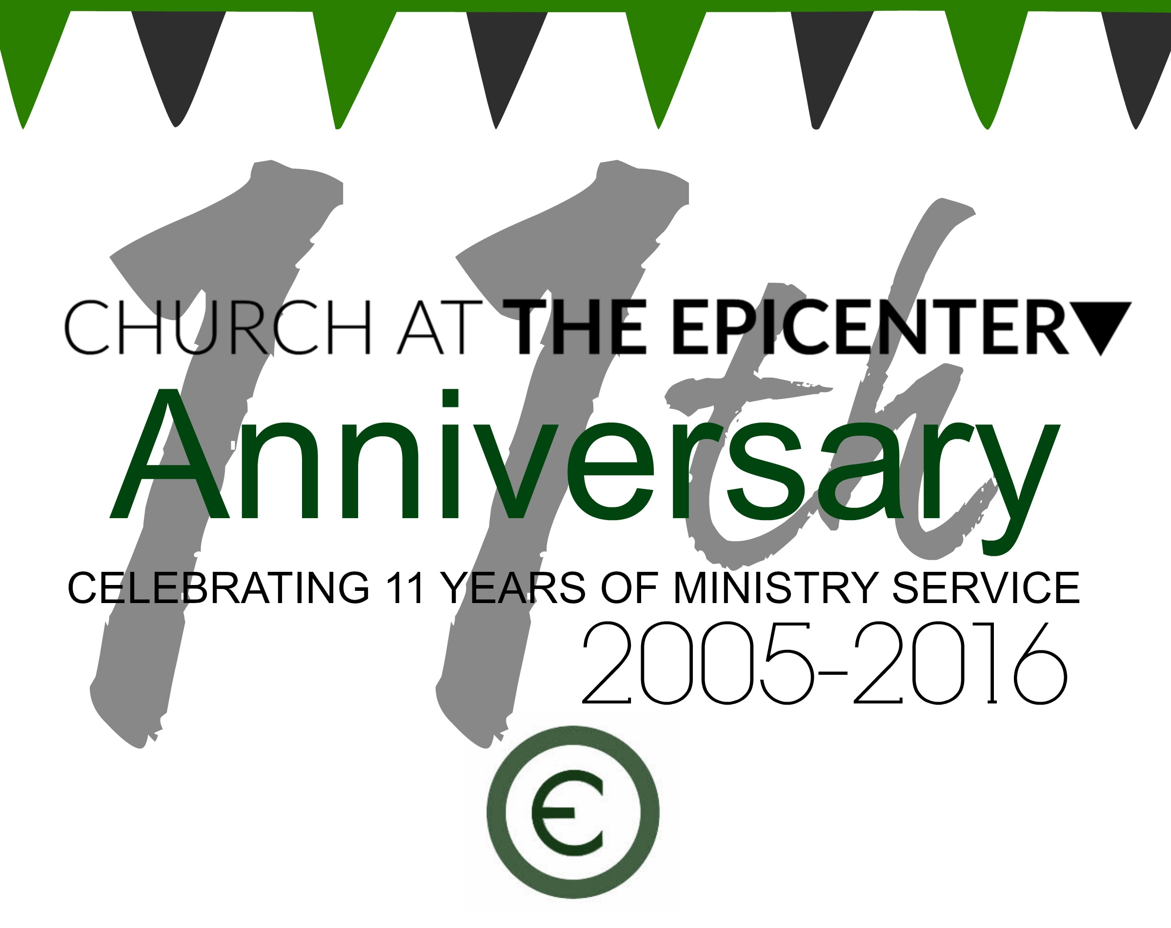 We are celebrating 11 years of serving Burnet County. The Lord has done so much for this church, and we cannot wait to see what is to come.
