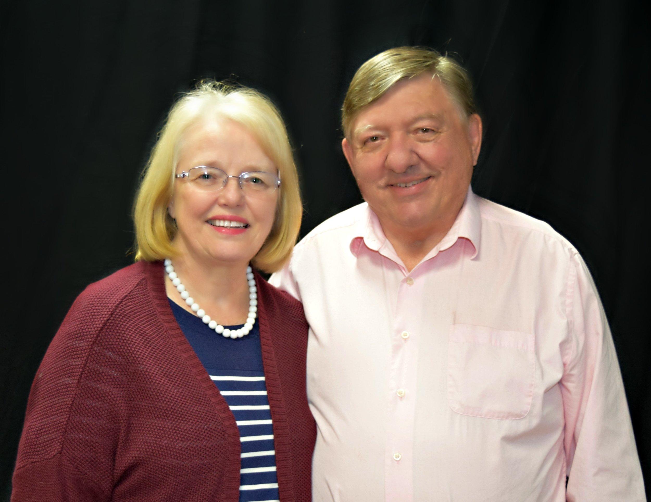 Richard & Janet Vandeventer