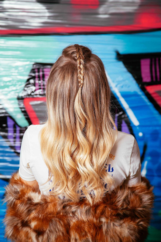 """Blonde Rebel"" by Melissa Bell"