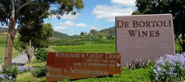 De Bortoli Wines in the Yarra Valley, VIC.