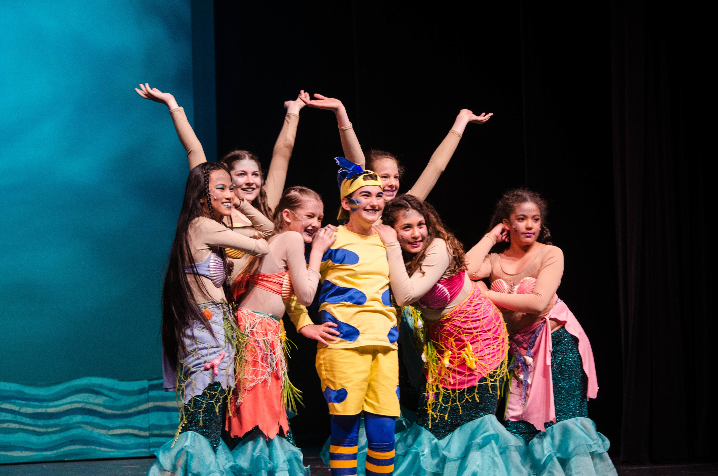 The Little Mermaid,  May 2015