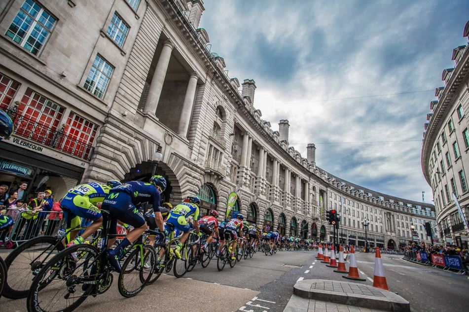 The final stage of the Tour of Britain will again be held in London's West End