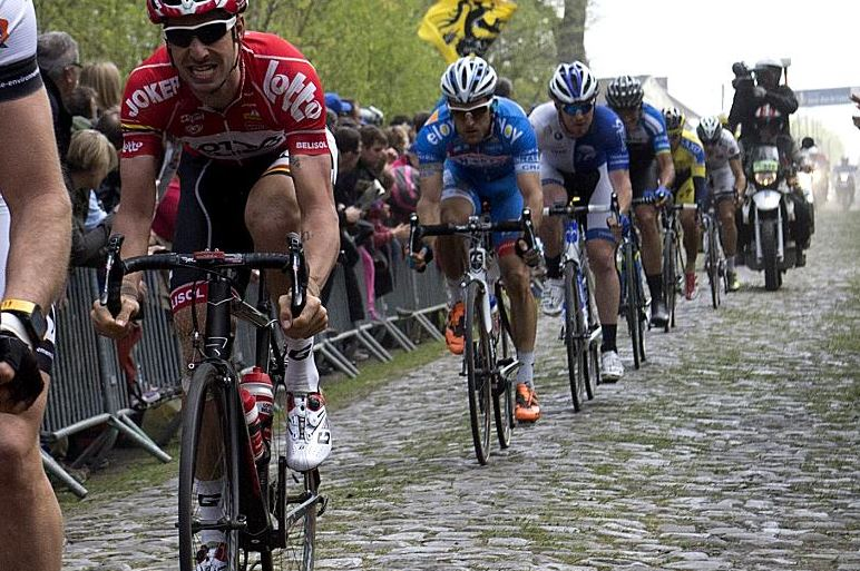 The Arenberg forest is regarded as one of the toughest parts of the course