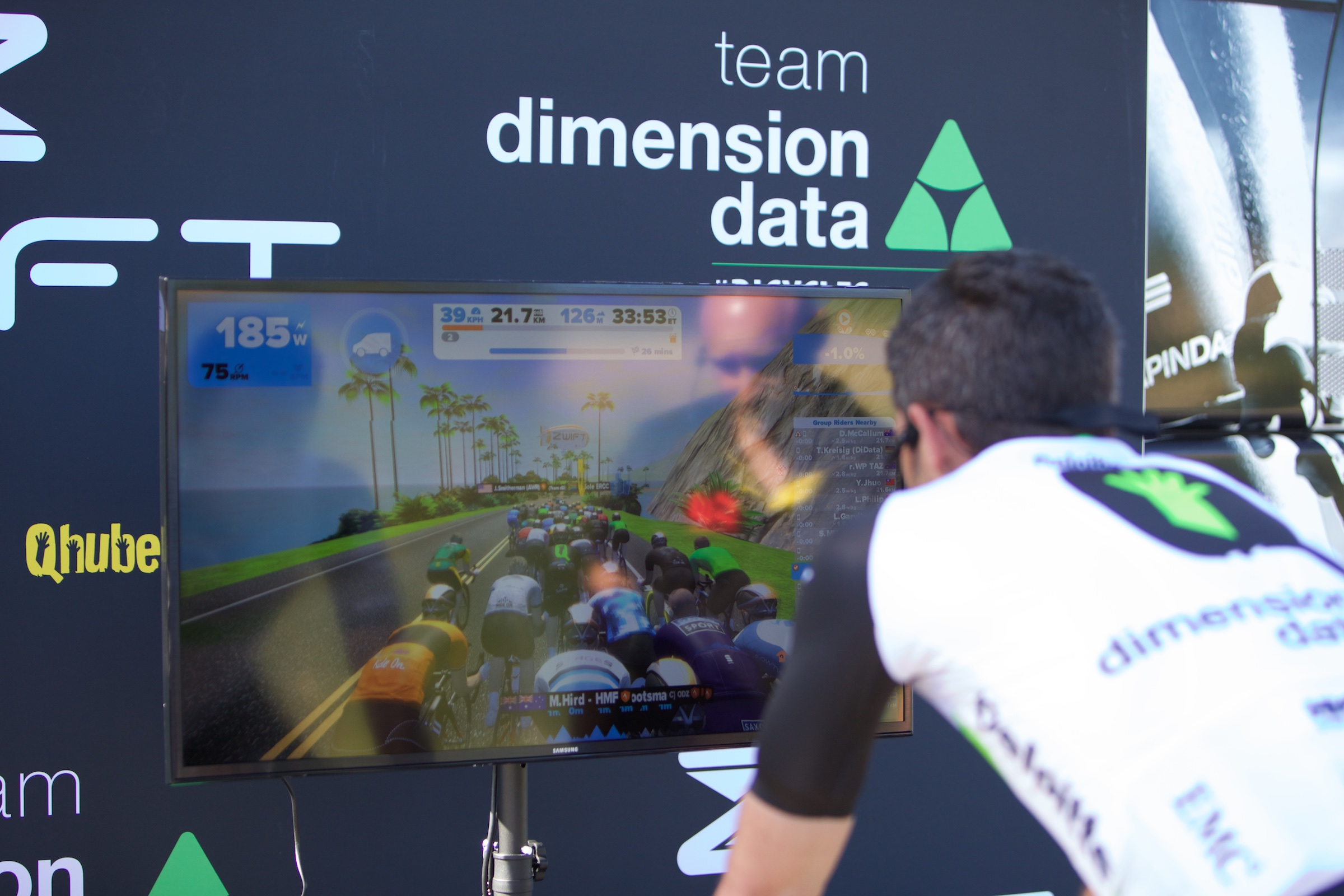 The partnership was launched at the Tour de France rest day in Berne