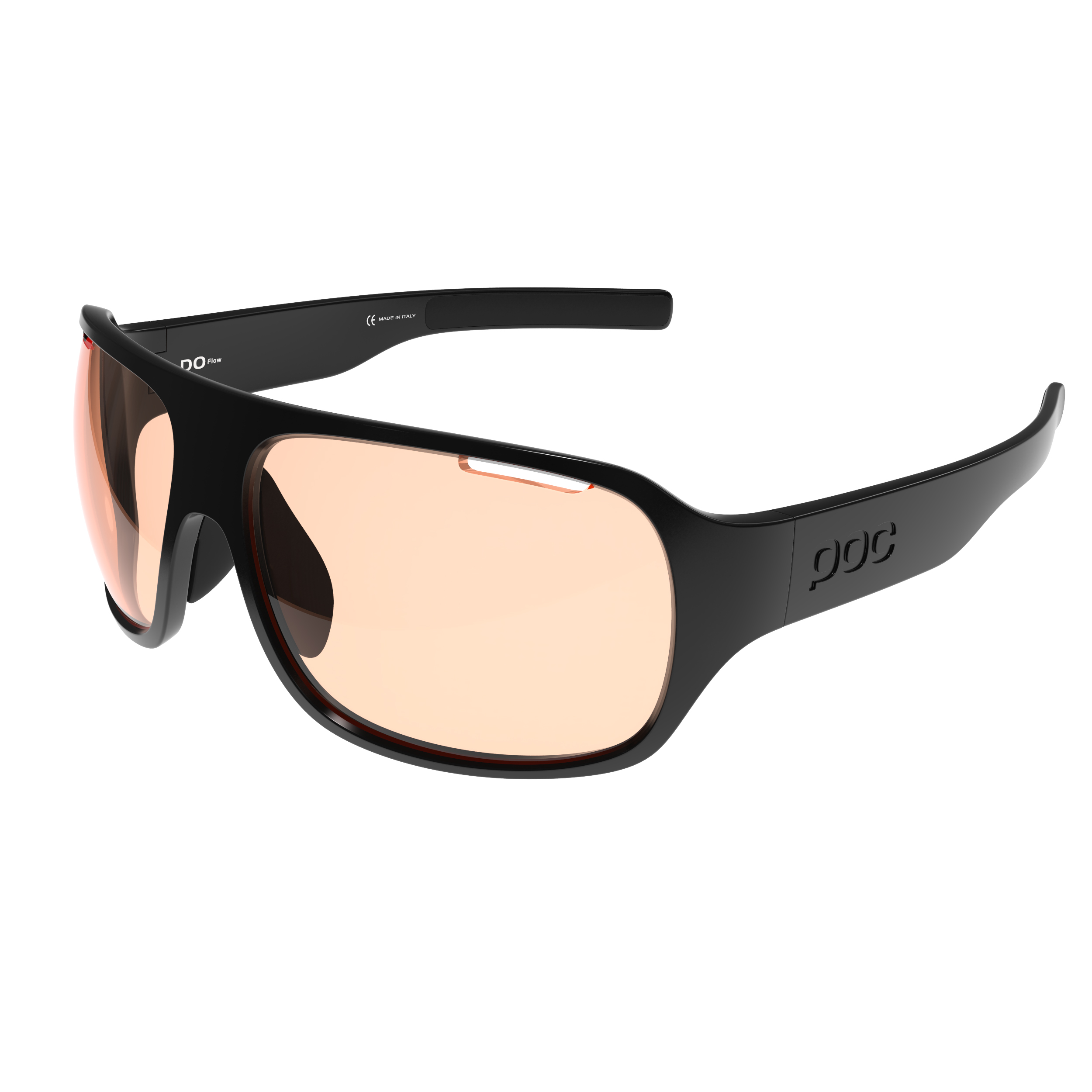 Poc Do Flow are available with pink lenses