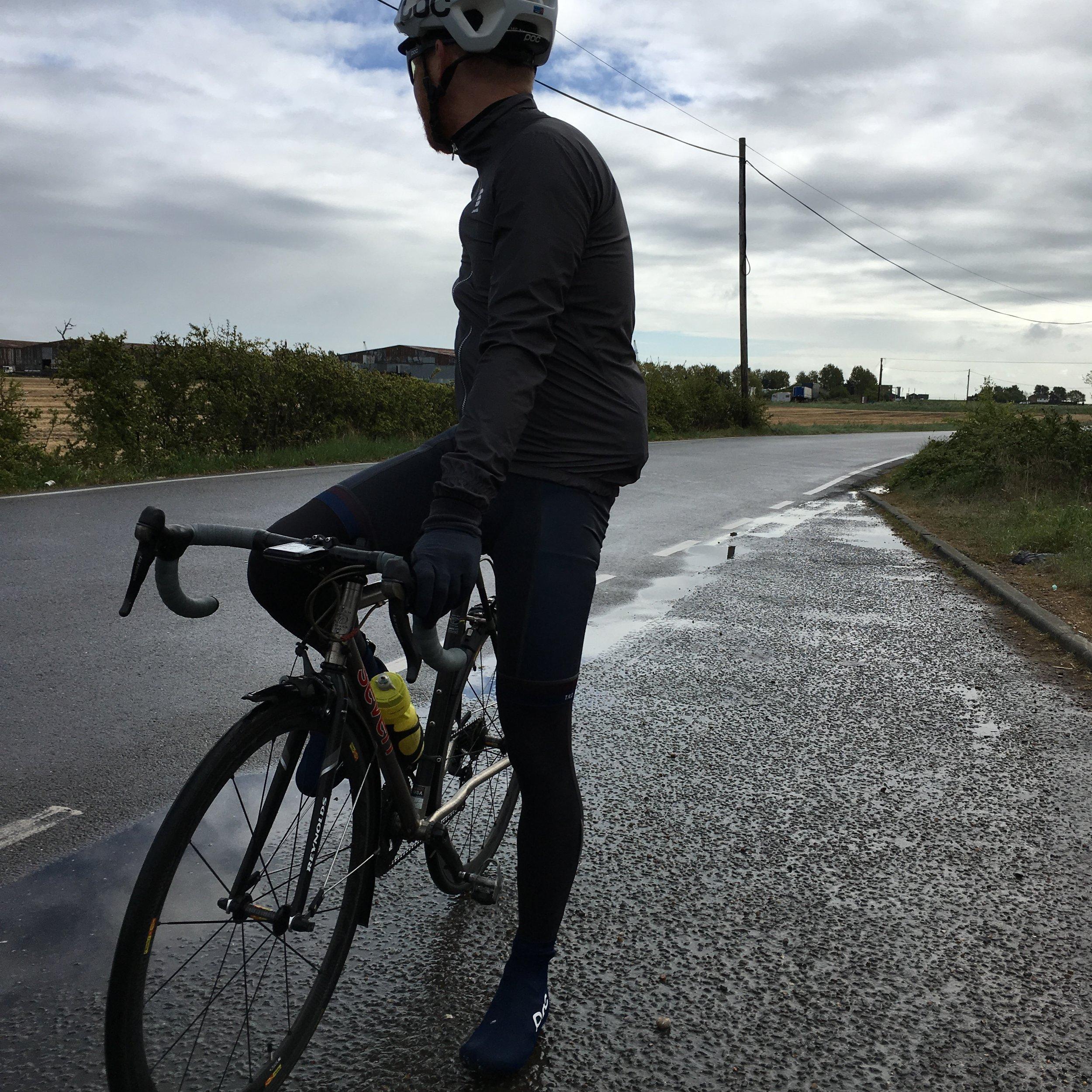 Sportful stelvio waterproof cycling jacket