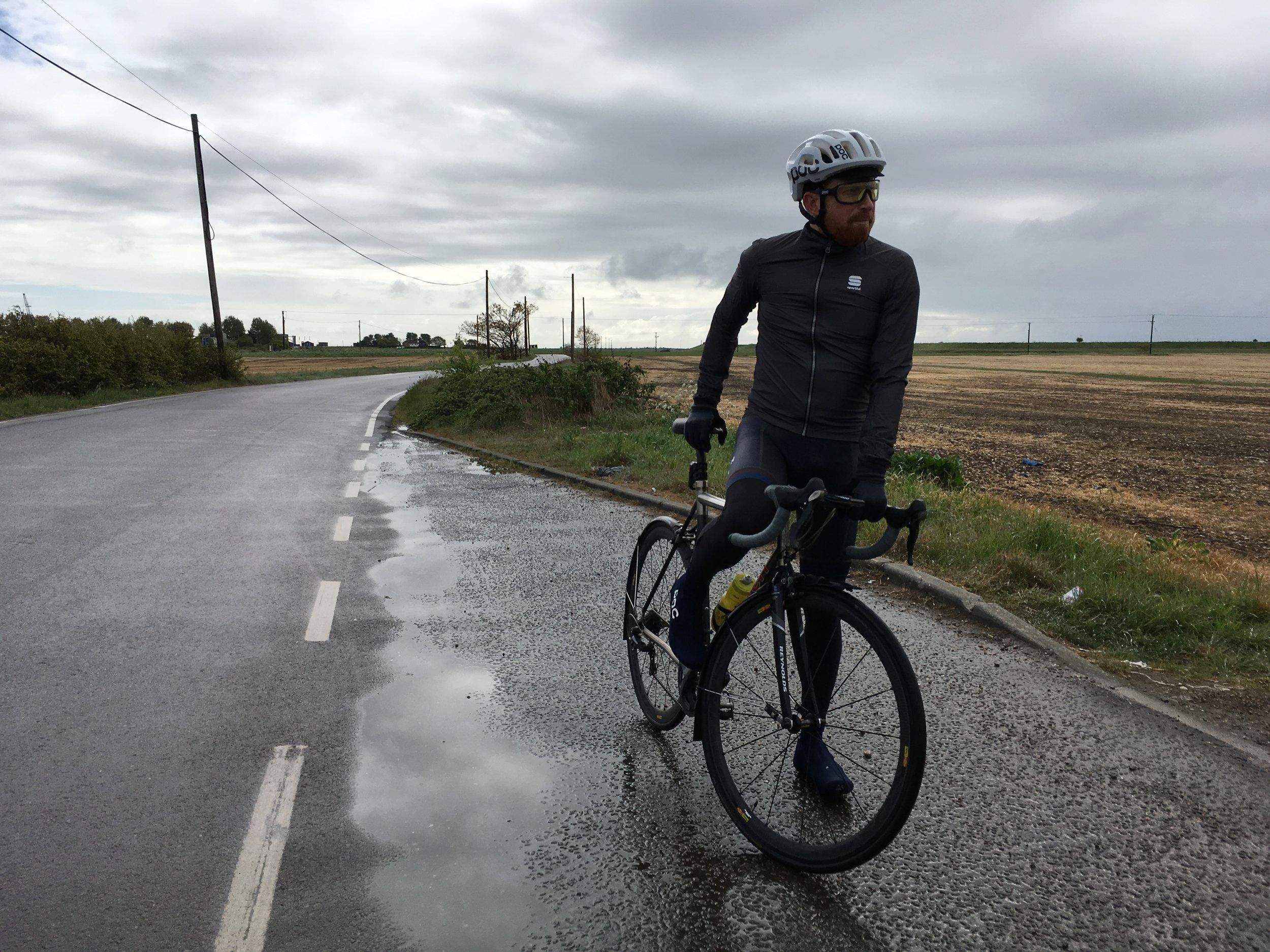 Sportful Stelvio waterproof cycling jacket 1
