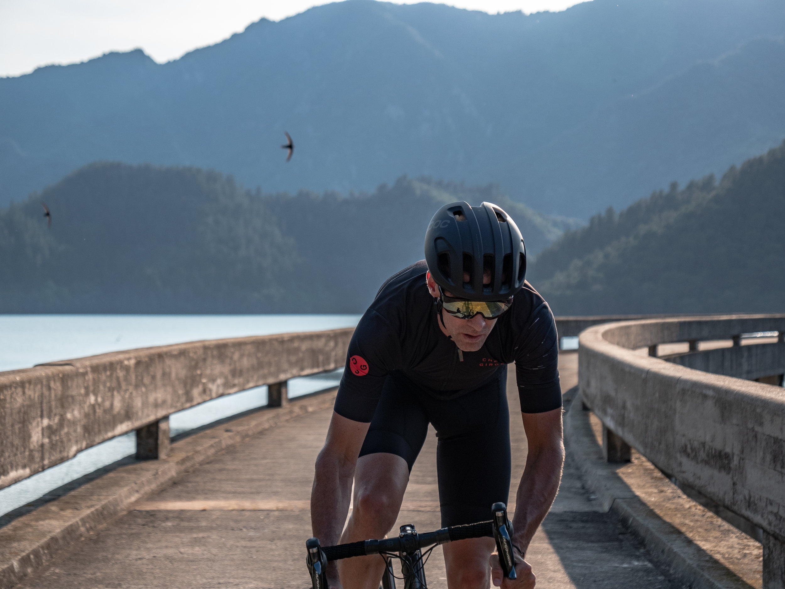 David Millar named the collection after the city where he now lives
