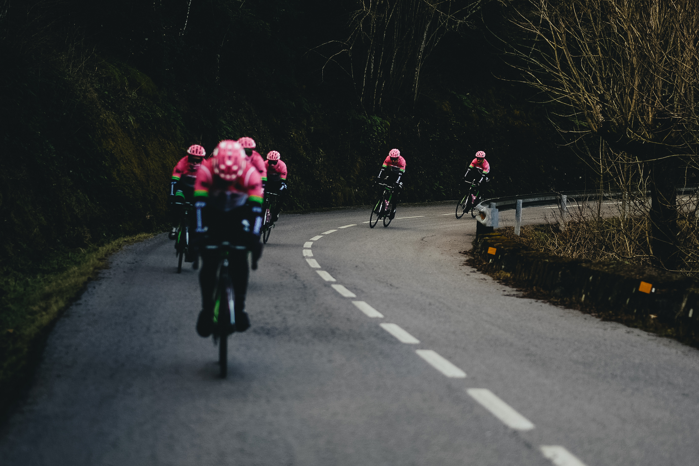 With their California roots and laidback attitude, the various incarnations of Jonathan Vaughters' team have always been regarded as being on the cooler side of pro cycling.