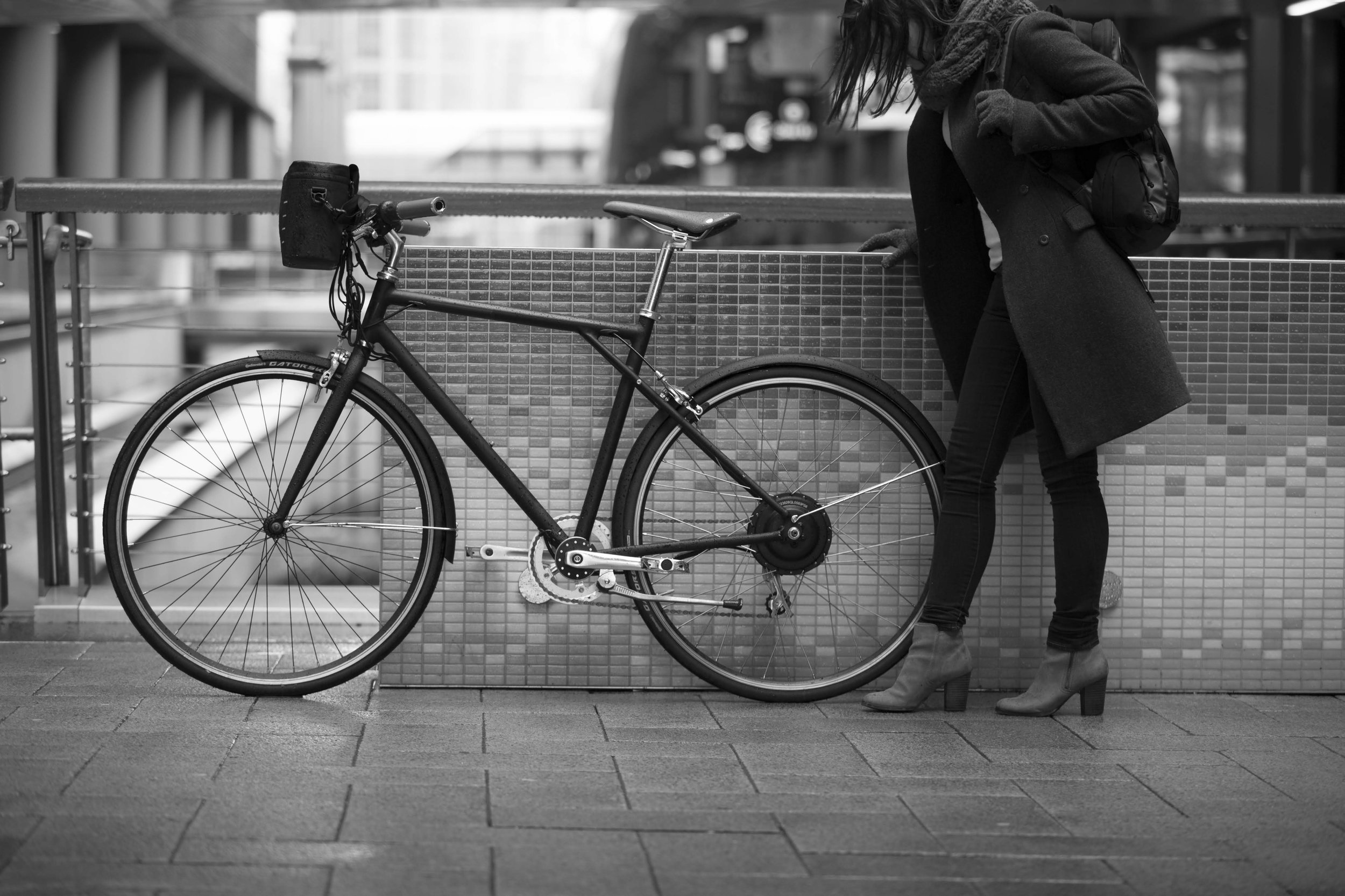 Swytch say their e-bike conversion kit is retrofitted in seconds
