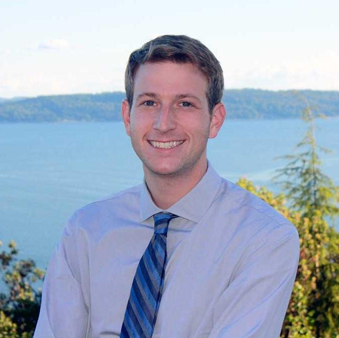 Rep. JOE FITZGIBBON (West Seattle, White Center, Burien, Vashon)