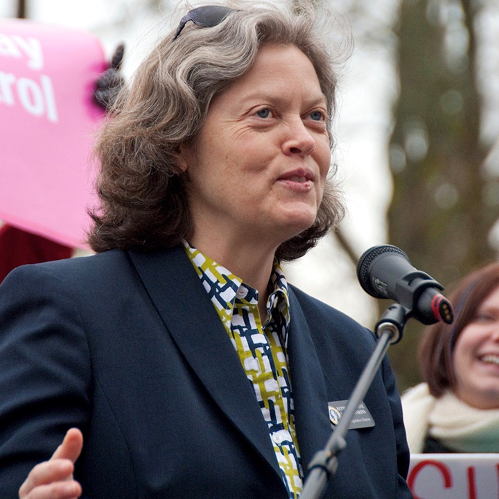 Rep. LAURIE JINKINS (Tacoma)