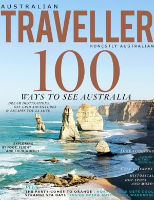 "Check out   Australian Traveller's   ""100 Ways to see Australia"" - Copperstone KI on page 88."