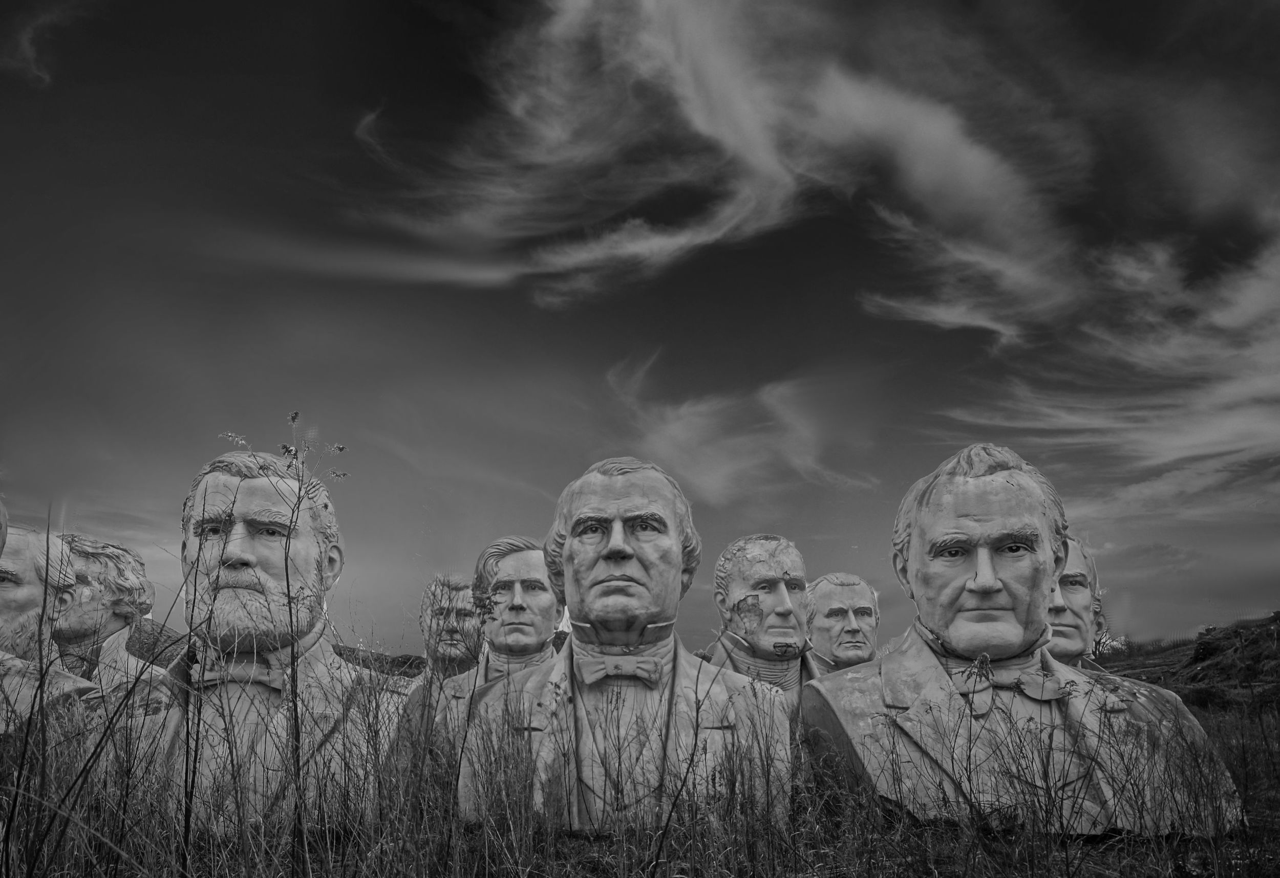 Concrete Presidents 1