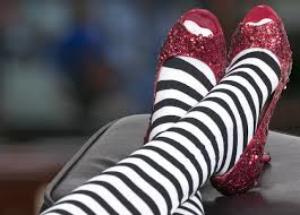 a piros cipő hatalma