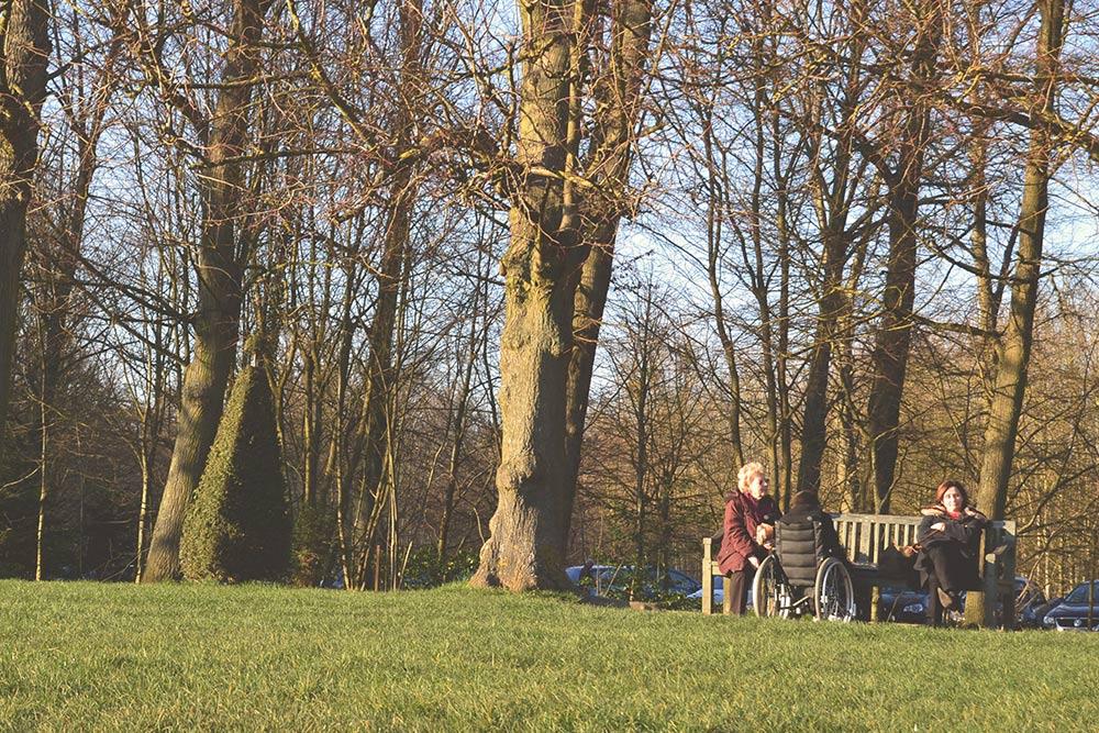 Jardín de Versales, Paris. Foto: Agustina Grasso