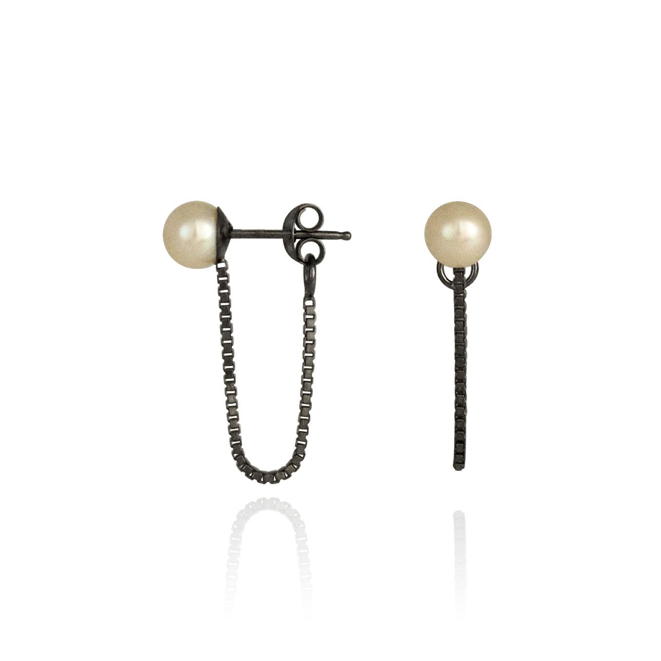 cara tonkin oxidised silver studs pearl earrings.jpg