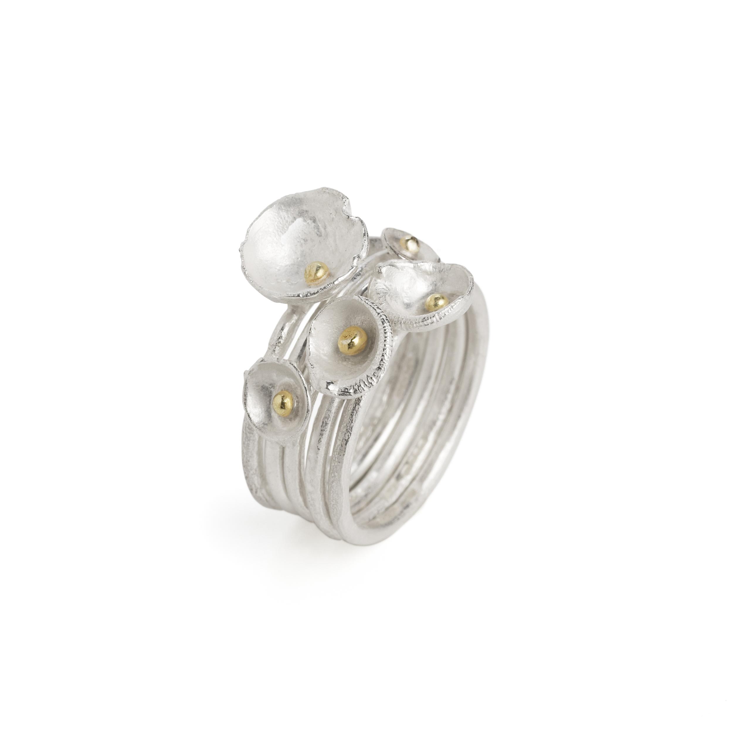 Shimara Carlow set 5 xs acorn rings.jpg