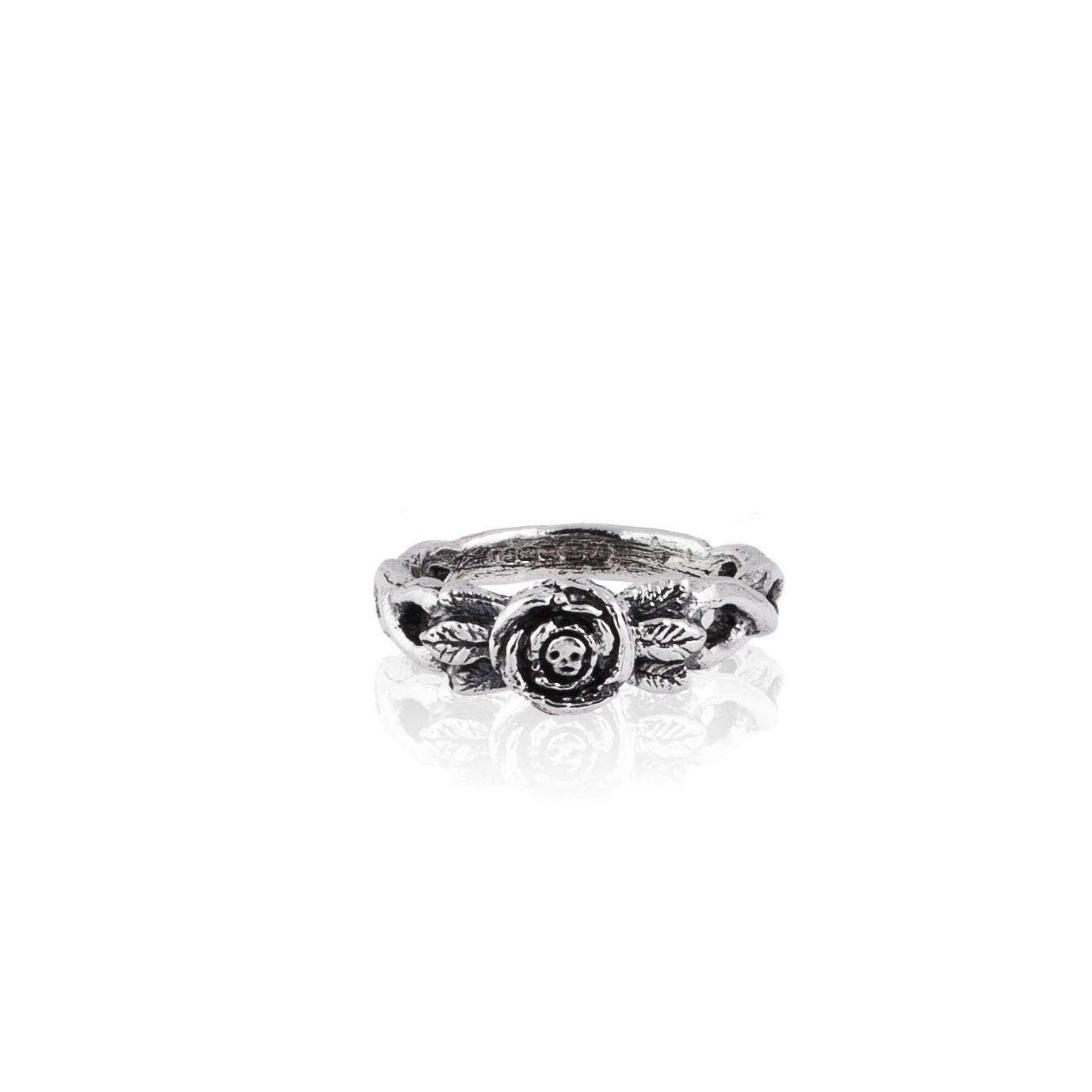 Momocreatura skull in rose silver rings.jpg
