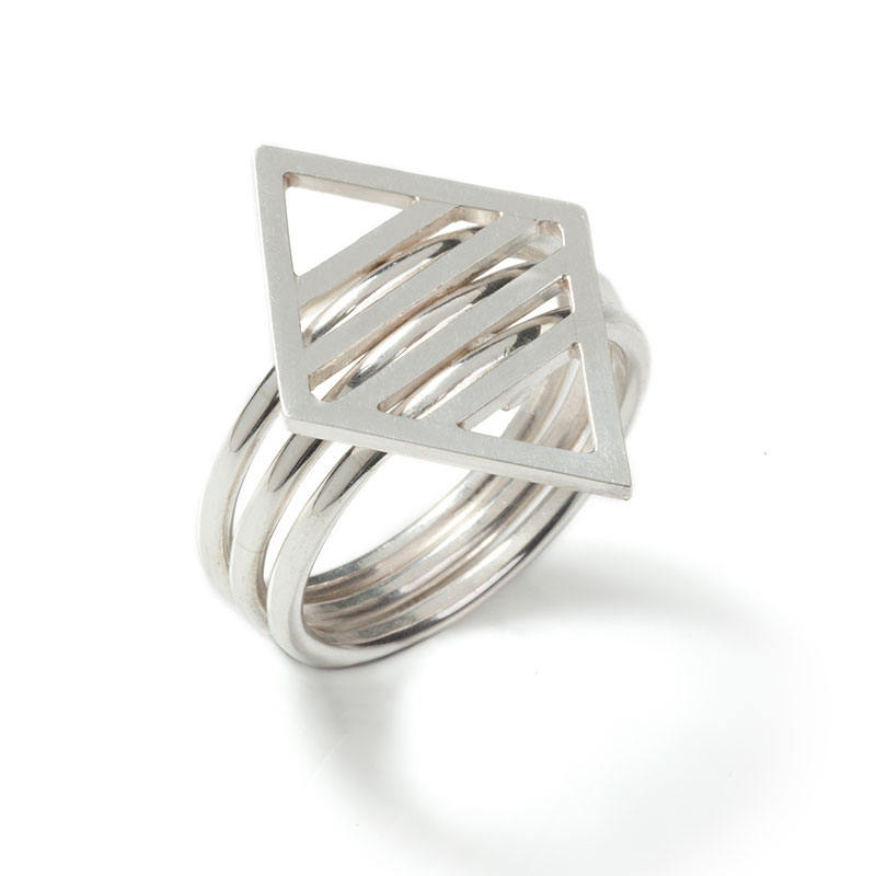 stephanie ray diamond silver ring.jpg