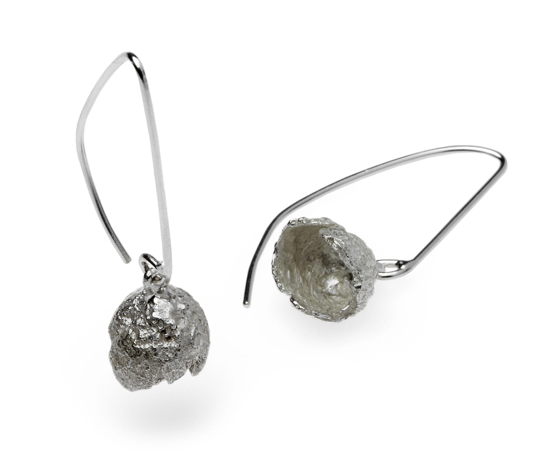 Nut earrings silver eily oconnell.jpg