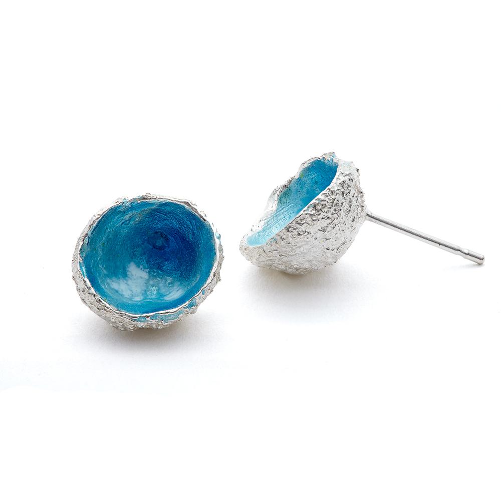 eily oconnell enamel acorn earrings blue.jpg